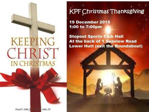KPF Christmas invite2015